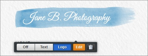 weebly logo editing